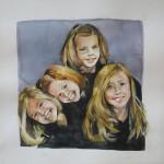 C's & K's Four Girls