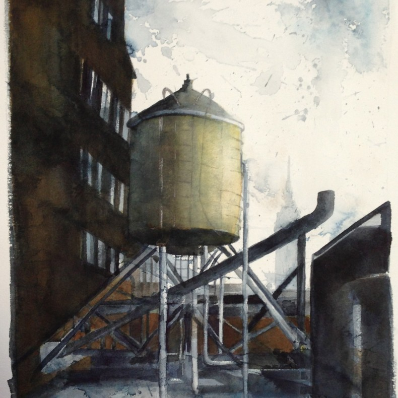 Water Tank with ESB