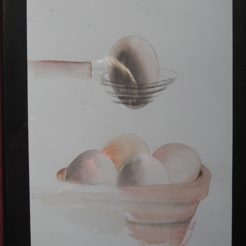 Eggs (a study)