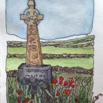 St. Enda Cemetery, Inish Mor, Aran Islands